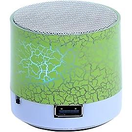 Alpino Bajja S10 Bluetooth Speaker  Green