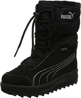 Puma Borrasca III Gore-Tex, Unisex-Child Snow Boots, Black (Black