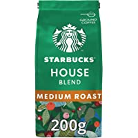 Starbucks 144269 Caffè Macinato, 200 G, None None