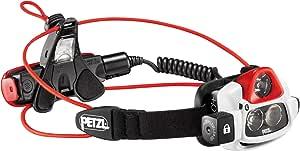 Petzl Erwachsene Nao Plus Stirnlampe Black Red One Size Sport Freizeit