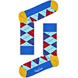 Happy Socks Banana Sock Calcetines, 100 DEN para Hombre