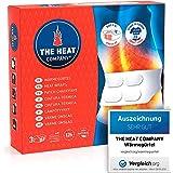 THE HEAT COMPANY Värmeomslag – 3 delar – extra varm – 12 timmar behaglig värme
