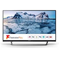 Sony Bravia KDL32WE613 (32-Inch) HD Ready HDR Smart TV (X-Reality PRO, Slim and streamlined…