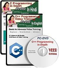 Veer Tutorial C, C++, Visual Basic .Net Video Training (200 Vidoes, 30 Hrs) 3 DVDs