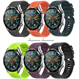 TOPsic Correa Huawei Watch GT 2/Huawei Watch GT Fashion/Sport/Active/Elegant/Classic/Gear S3 Frontier/Galaxy Watch 46mm/S3 Cl