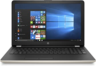HP 15g-br105tx 15.6-inch Full HD Anti-Glare Laptop (8th Gen Intel i5-8250U/8GB DDR4/1TB HDD/AMD 2GB Graphics/Win 10/MS Office H&S 2016) Silk Gold