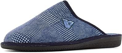 Valleverde Ciabatte Uomo 55801 Blu