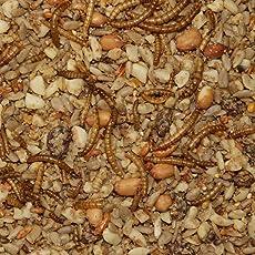 Paul's Mühle Wildvogelfutter Senkrechtstarter 10 kg