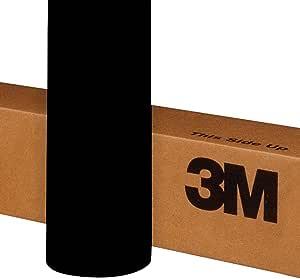 3m 1080 Br212 Brushed Black Metallic Car Wrap Vinyl Film Auto