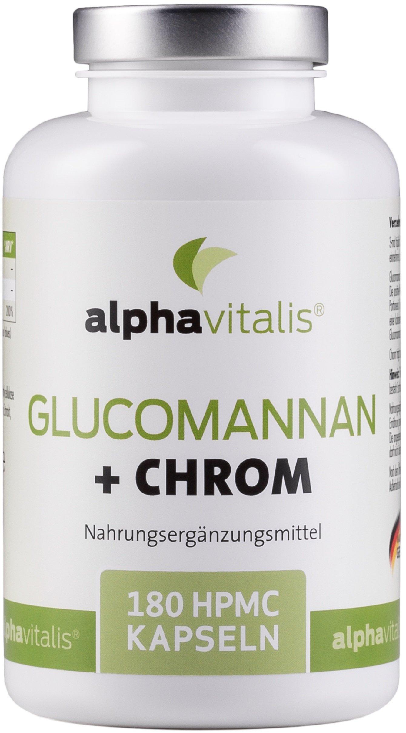 Glucomannan abnehmen ohne