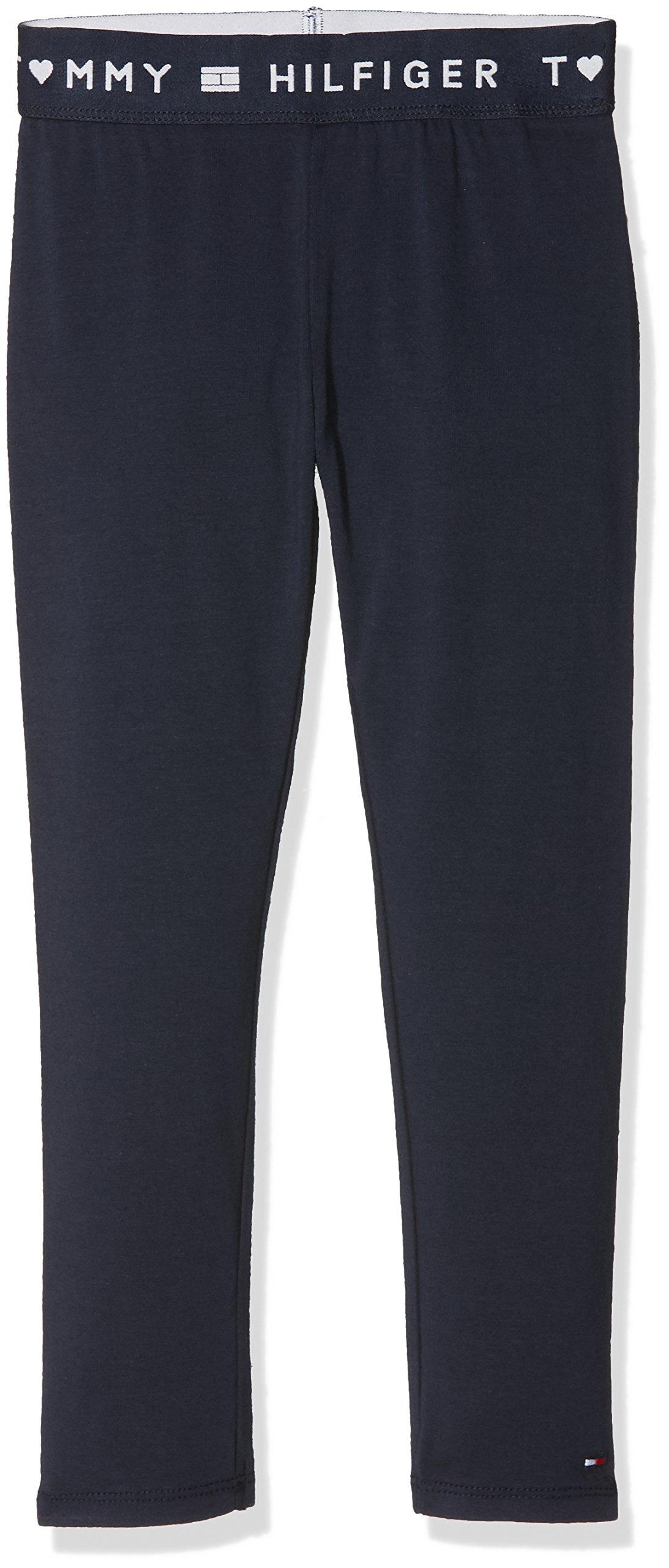 Tommy Hilfiger M Ame S Legging Pantalones para Niñas