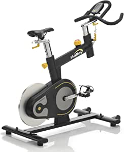 Halley Fitness Hirondelle Vélo Spinning Noir
