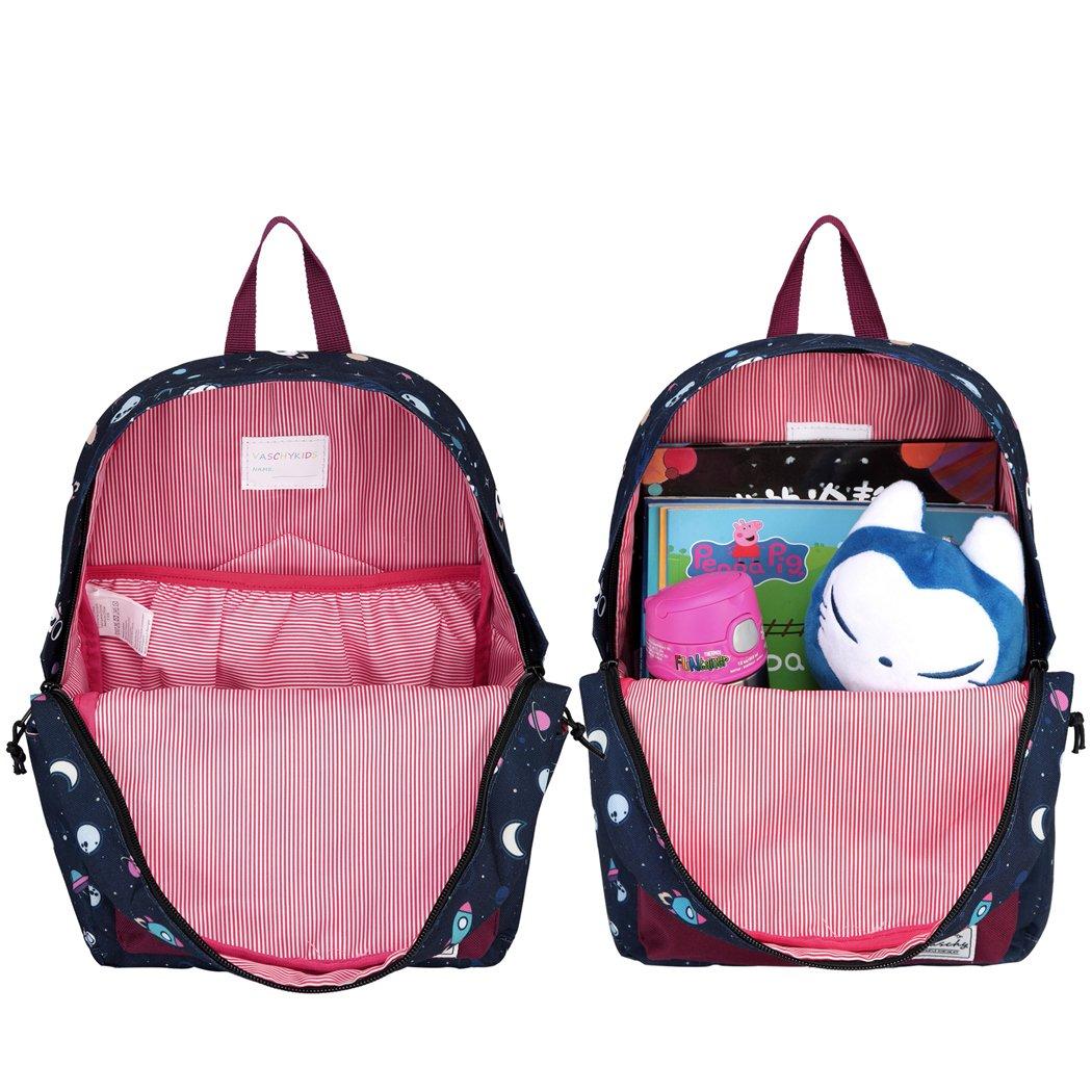 2de0fc0f6c VASCHY Kids School Backpack Boys Backpack Girls Children s Backpack Toddler  Backpack School Book Bag Kids Backpack with Chest Buckle