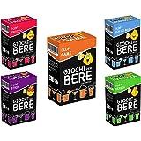 Glop 500 Carte + App - Giochi per Bere - Giochi Alcolici per Feste - Giochi da Tavolo per Adulti - Giochi di Carte Adulti - G