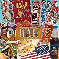 Süssigkeiten aus verschiedenen Ländern   18 x Süßigkeiten Mix   USA Box   Asia, Russia, Arabic Schokolade   Party Box…