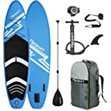 FBSPORT Tabla SUP Hinchable, Tabla de Stand Up Paddling, Tabla Paddle Surf Hinchable, Tabla de SUP, Tabla de Surf Hinchable,