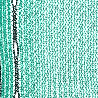 Gerüstnetz Staubnetz Gerüstschutznetz (2,57 x 20m 50gr/m², grün)