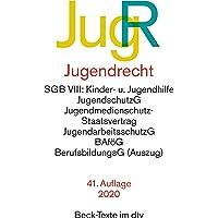 Jugendrecht JugR (Beck-Texte im dtv)