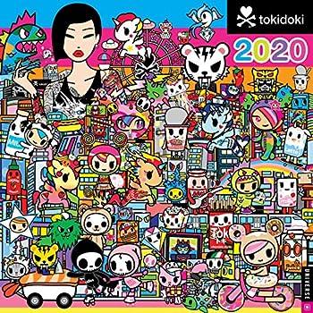 Tokidoki 2020 Calendar