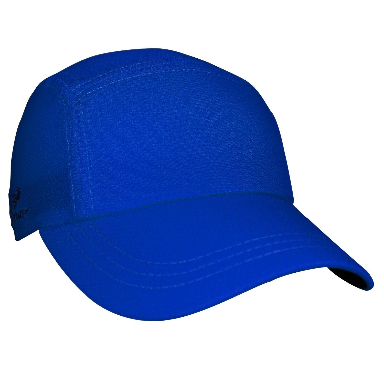 Headsweats Race Cappellino, Unisex adulto, Blu Reale, Taglia Unica