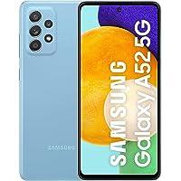Samsung Galaxy A52 5G Smartphone ohne Vertrag 6.5 Zoll Infinity-O FHD+ Display, 128 GB Speicher, 4.500 mAh Akku und…