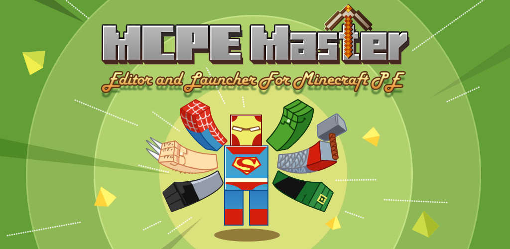 download mcpe master di laptop