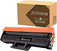 JUSTCOLOR Compatible Toner Cartridge Replacement for Samsung 101 MLT-D101S use for ML-2161/2166w/2160/2165w SCX-3401/3401FH/