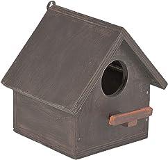 Bristo Antique Style Nest Box for Birds (Medium)