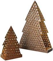 Teelichthalter Tannenbaum 25cm - Weihnachtsdeko - Weihnachten - Geschenkidee