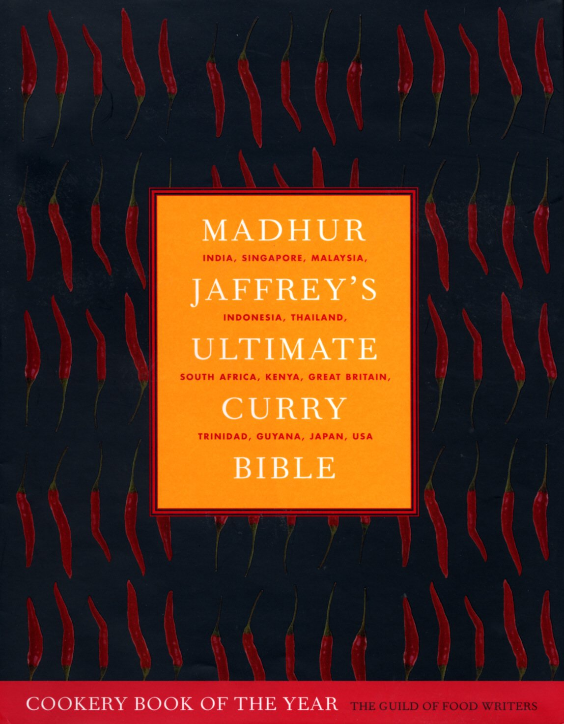 Madhur Jaffrey's Ultimate Curry Bible 1