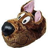 ShuCentre - Pantofole per cani, colore: marrone chiaro