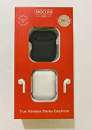 Airpods With Wireless Charging Case MC-90 Mocom UK -White