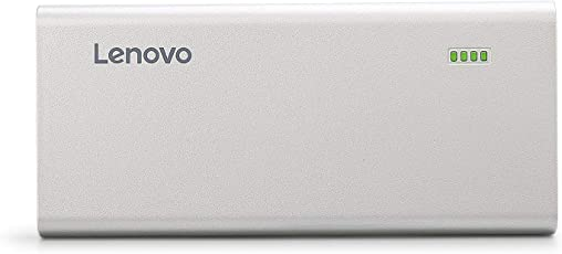 Lenovo PA13000 13000mAH Lithium Ion Power Bank (Silver)