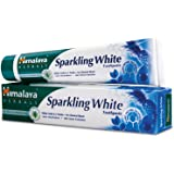 Himalaya Herbals Sparkling White Toothpaste, 80g