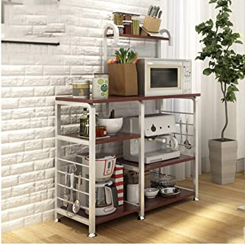 Küchenregal Mikrowellenherd Küche Regal Mikrowelle Backofen Regal