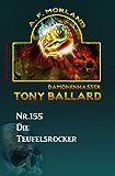 Der Teufelsrocker Tony Ballard Nr. 155