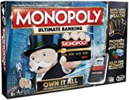 Hasbro Monopoly Ultimate Banking Game Ages 8 and Up, 2 - 4 Players