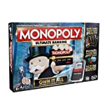 Hasbro Monopoly Ultimate Banking Game