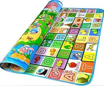 stillcool crawl mat baby-kind-kleinkind spielteppich spielmatte ... - Kleinkind Küche