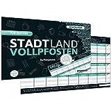 DENKRIESEN - Stadt Land VOLLPFOSTEN® - Job Edition 'Kaffeepause.'