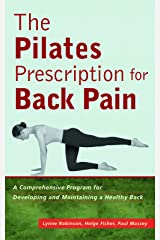 Pilates Prescription for Back Pain Paperback