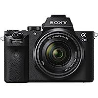 Sony Alpha A7M2K 24.3MP Digital SLR Camera (Black) with 28-70mm (ILCE-7M2K)