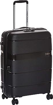 American Tourister Linex Hardside Spinner Luggage 66cm with tsa lock - Black