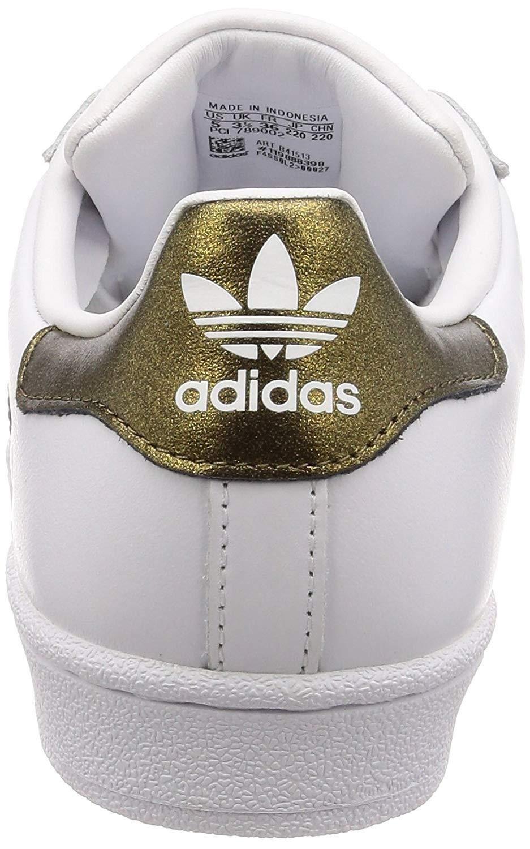 adidas Superstar W, Scarpe da Ginnastica Donna 2 spesavip