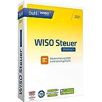 WISO Steuer-Sparbuch 2021 (für Steuerjahr 2020| Standard Verpackung)