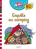 Sami et Julie BD : Enquête au camping