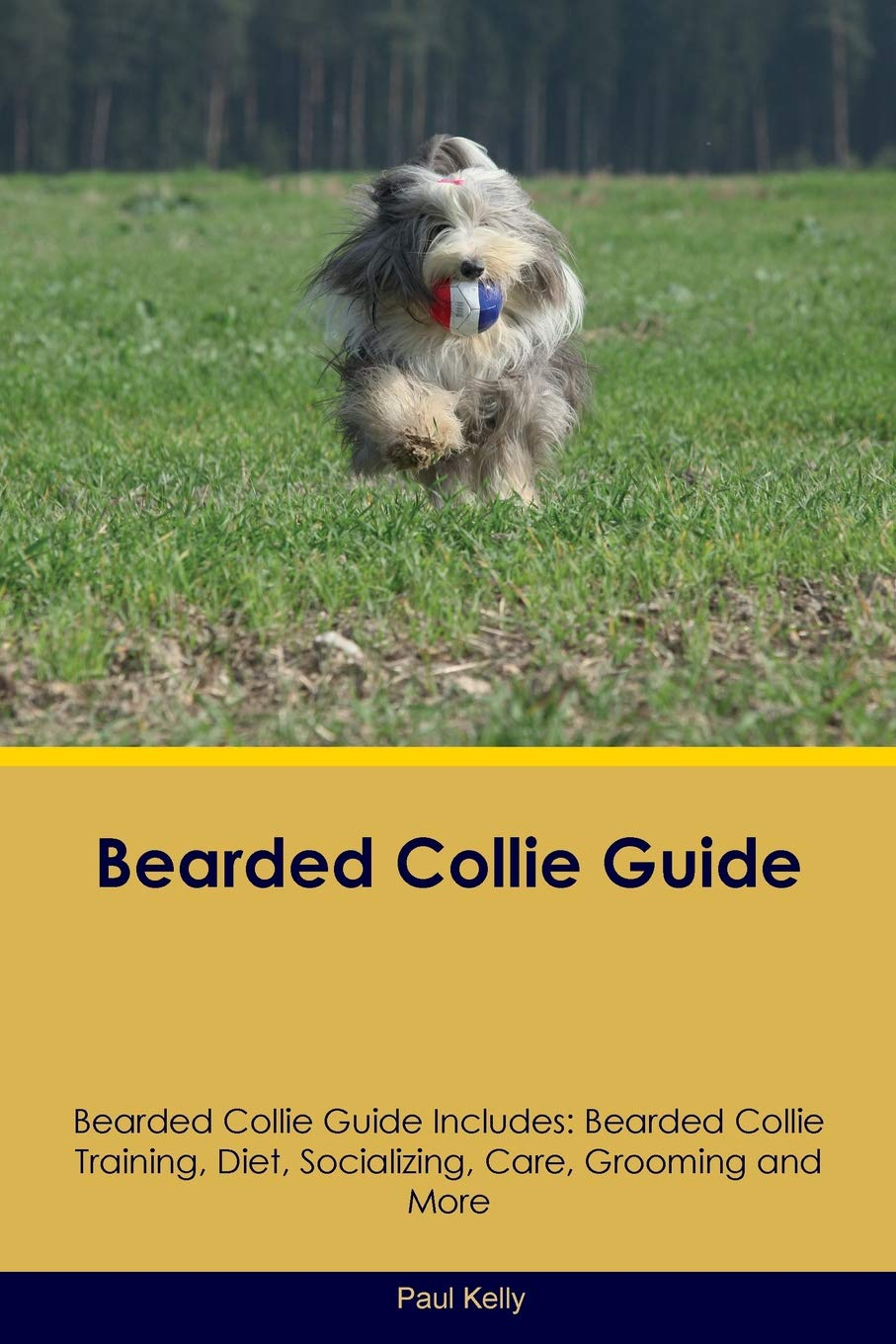 Bearded Collie Guide Bearded Collie Guide Includes: Bearded Collie Training, Diet, Socializing, Care, Grooming, Breeding and More