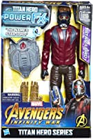 Avengers: Infinity War Titan Hero Power FX Star-Lord Figür