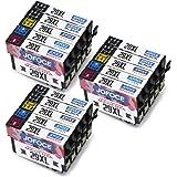 Jofoce Compatible Epson 29 29XL cartouches d'encre, Compatible avec Epson Expression Home XP-247 XP-245 XP-342 XP-345 XP-445 XP-442 XP-235 XP-455 XP-355 XP-255 XP-352 XP-452 Imprimante