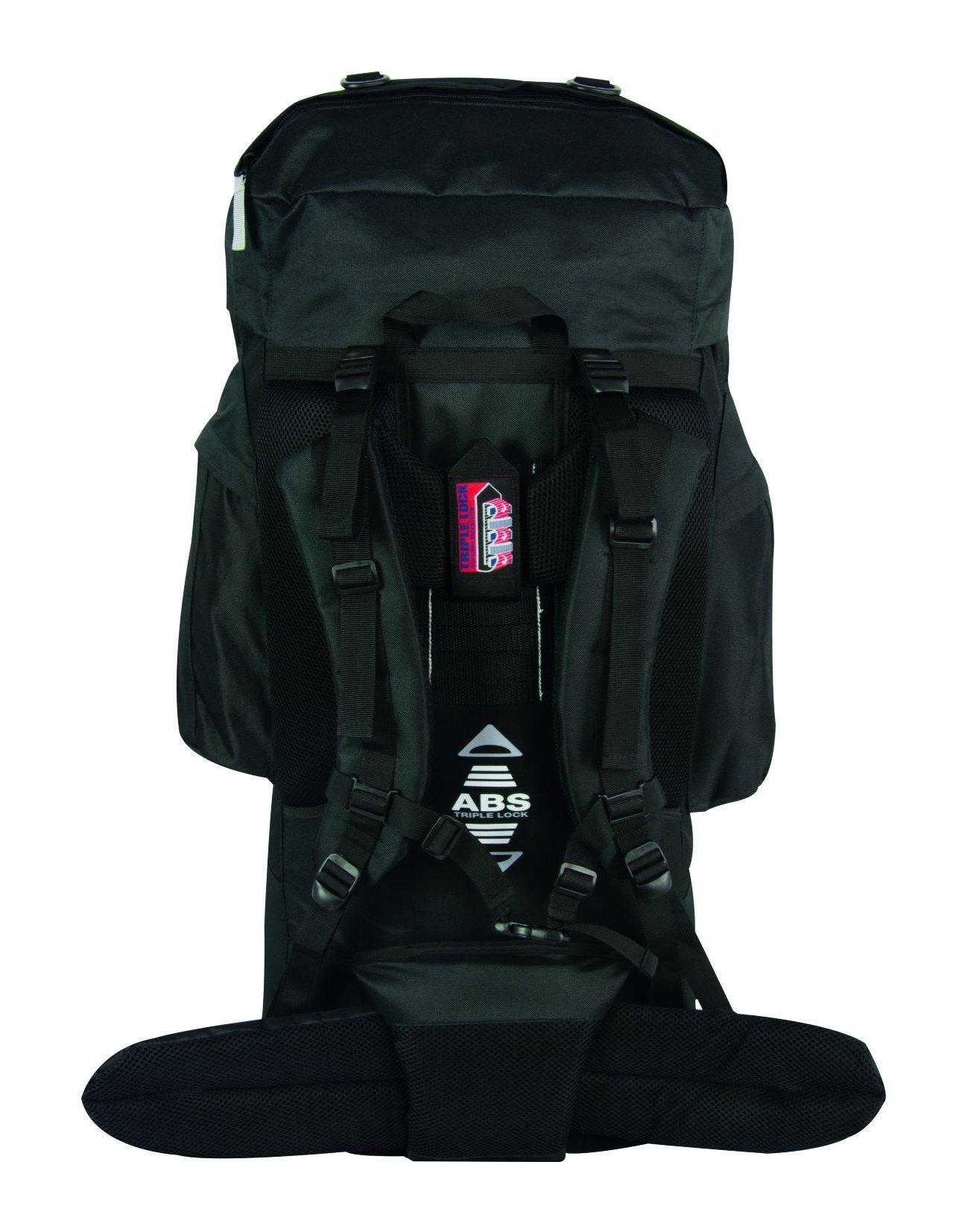Highlander Rambler Rucksack ― Small, Medium & Large Unisex Backpacks for Men & Women Hiking, Rambling, Backpacking… 2